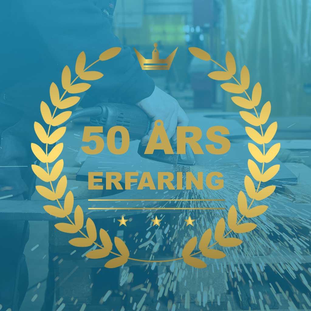 50aars-erfaring